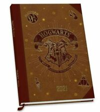 2021 Harry Potter Diary/Planner Calendar Week to View Pictures Magical Wizards