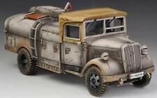 Thomas Gunn Ww2 German Ss046B Opel Fuel Truck Winter Version Mib