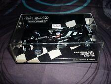 f1 1/43 Bar honda concept car 2004 J.Button  /Minichamps