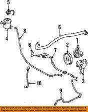 FORD OEM 99-03 Windstar Power Steering Pump-Upper Return Line Hose XF2Z3A713AA
