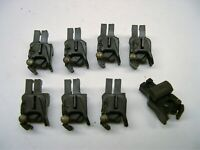 8 Repro American Flyer Split Conversion Knuckle Couplers + 8 split Rivets