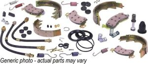 1961-62 Mercury Comet Standard Brake Rebuild Kit (manual; ex. station wagon)
