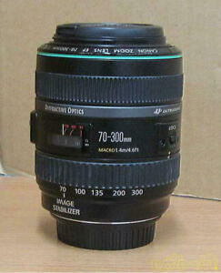 Canon Junk Goods Ef70-300Mm F4.5-5.6 Do Is Usm 92100629 Telephoto zoom lens