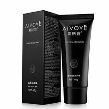 AIVOYE Deep Cleansing purifying peel off Black mud Facail face mask