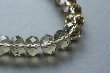 10 New Swarovski Crystal Czech Glass Bead Rondelle 15mm