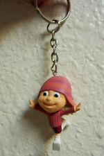 NORA WINN EDITH DESPICABLE ME 2 KEY CHAIN MOVIE CHARACTERS
