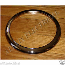 Glass Top Stove 145mm Chrome Trim Ring - Part No. SE133
