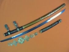 Japanese Japan WW2 WWII Tachi Sword Antique Signed Katana Blade w/ Scabbard