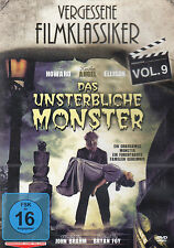 DVD NEU/OVP - Das unsterbliche Monster - John Howard & Heather Angel