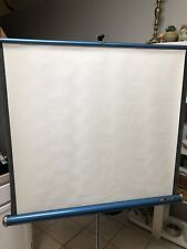 Vintage Knox Four Hundred 400 Projector Screen 40 x 30 Tripod Base