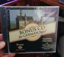 Bonus Cd For German Now! (BRAND NEW AND SEALED) -  PC CD ROM - FREE POST