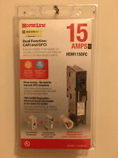 Square D (HOM115DFC) 15 amp dual function circuit interrupter