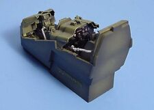Aires 1/48  AH-64A Apache Cockpit Set for Hasegawa kit (unpainted) # 4131