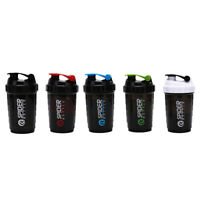 Sport Shaker Bottle Whey Protein  Mixing Bottle Water Fitness Nutrition Ehc