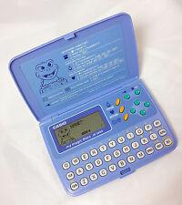 Casio JD-3000 MY MAGIC DIARY Agenda Elettronica *NUOVA in imballo originale!*