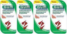 Butler GUM Stimulator Refills - 3 Count (Pack of 4)