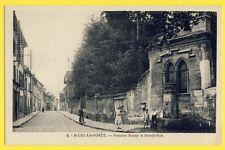 CPA France 95 - SAINT LEU LA FORÊT Grande Rue FONTAINE BOISSY