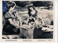 Elizabeth Taylor Montgomery Clift VINTAGE Photo