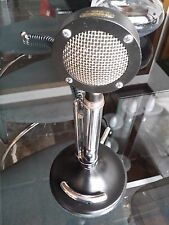 Vintage The Astatic Corp. D104 Stand Microphone, USA. Mikrofon RAR