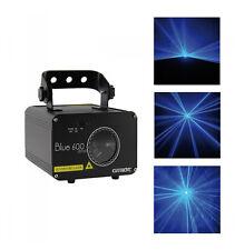 Laser Blue 600 Bleu 600W DMX Ghost
