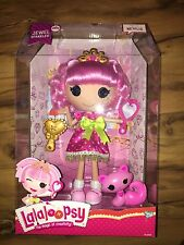 New 2017 Jewel Sparkles Full Size Lalaloopsy Doll - Just Released!!