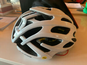 NEW BOXED Lazer Blade+ MIPS Helmet, White, Large 58-61cm MUST GO ONE ONLY