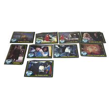 1983 Topps Superman III Complete Trading Card Set Of 10
