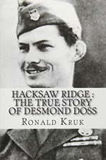 Kruk Ronald-Hacksaw Ridge BOOK NEUF