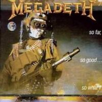 Megadeth - So Far, So Good...So What! (NEW CD)