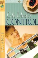 Life Under Control with CD (Audio) (First Place Bible Study) by Gospel Light Pub