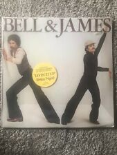 BELL & JAMES-LIVING IT UP! Sealed