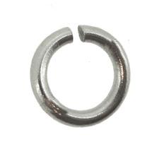 10 x 6 mm Argento Sterling Anello bullone Fibbia UK Fatto Timbrato 925 risultati