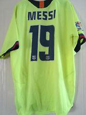 Barcelona 2005-2006 Messi 19 lejos Hogar Camiseta De Fútbol Tamaño Extra Grande/40201