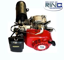Benzinmotor Motor 4-Takt 196 ccm 6,5 PS Schneefräse Kart Stromerzeuger Generator