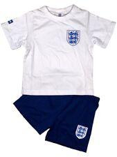 Official England Football Pyjamas Pyjamas Pjs Boys Kids Children's 4 6 8 10 12