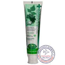 160g : Dentiste' Plus White The Nighttime Toothpaste Vitamin C Xylitol Natural