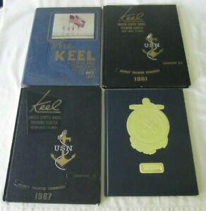 4 The Keel US Navy USN Naval Training Center Great Lakes Illinois 1951 1961 1967