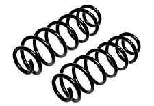 2 Audi A3 8L1 1.6 1.8 1.9 T TDI Rear Coil Spring without Sports Suspension 96-03
