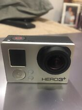 GoPro Hero 3+ Black edition. Good condition. Works fine.