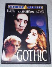 Gothic (DVD, 2001) *RARE opp