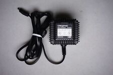 12v ac Creative power supply =Inspire speakers digital 5500 pc computer MP3 plug