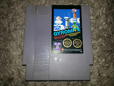 Gyromite Nintendo NES Cartridge PAL Cleaned & Tested