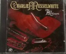 CHARLIE MUSSELWHITE - ACE OF HARPS CD - ALLIGATOR