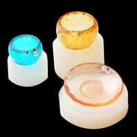 Bowl Saucer Resin Casting Mold Silicone Mould DIY Craft Mold, STORAGE BOX Mold