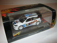 1:43 Ford Focus RS WRC V. Rossi Monza Rallye 2007 MINICHAMPS LE 400078446 new