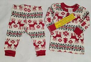 HANNA ANDERSSON New Christmas Deer Pajamas Choose Size  Ships from USA Same Day