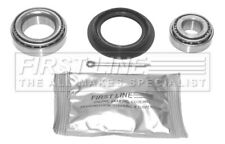 Wheel Bearing Kit fits OPEL MANTA B Front 1.8 2.0 77 to 88 Firstline 11054489
