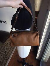 PRADA Vintage Deerskin Wood Brown BAG