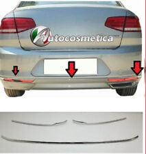 VW PASSAT B8 SW Avant 15/> Modanature Paraurto Cornice Cromo Adesive Acciaio Inox