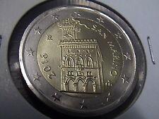 c0bcf17d21 SAN MARINO 2016 moneta 2 euro PALAZZO PUBBLICO FDC UNC da rotolino zecca by  mint